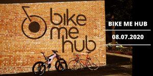 BIKE ME HUB Mercoledì 8 Luglio alle 18.00 presentazione del progetto